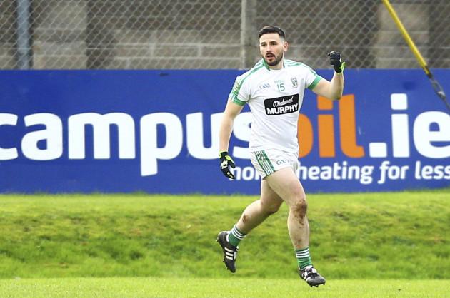 Niall Hurley Lynch celebrates scoring