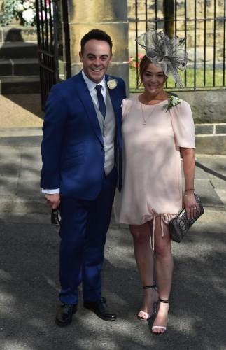 Declan Donnelly wedding - Newcastle
