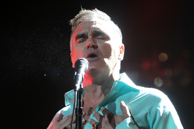 Morrissey in Concert - New York