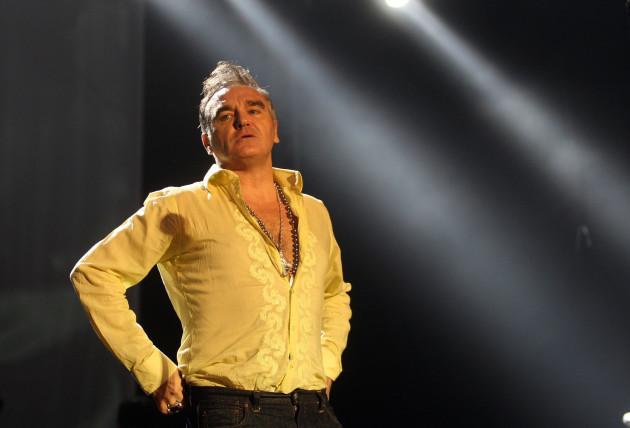 Morrissey in Concert - Brazil