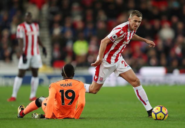 Stoke City v Liverpool - Premier League - bet365 Stadium