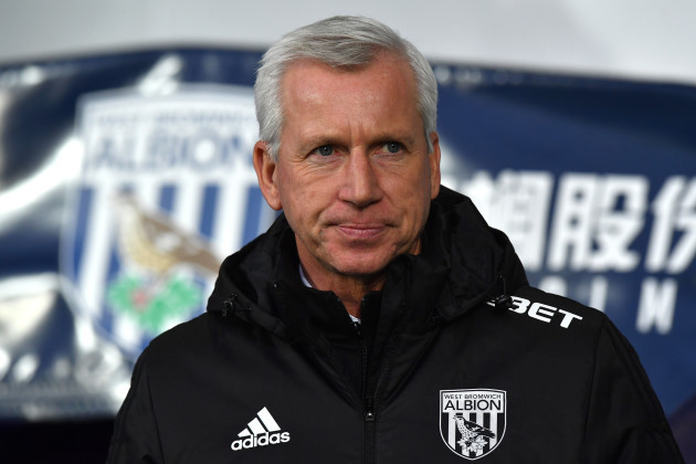 West Bromwich Albion v Crystal Palace - Premier League - The Hawthorns