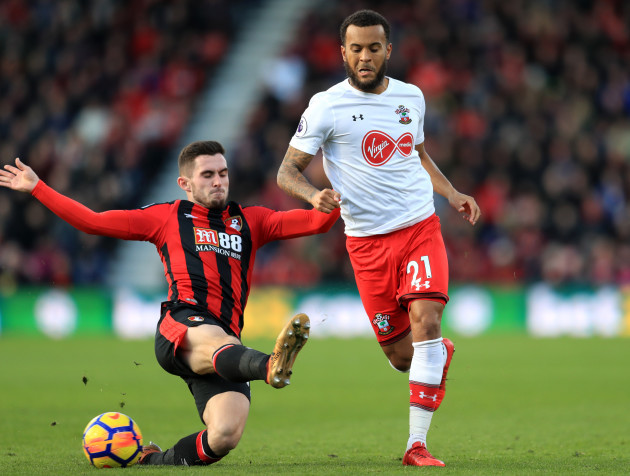 AFC Bournemouth v Southampton - Premier League - Vitality Stadium