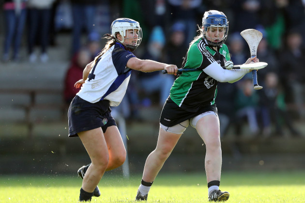Jackie Horgan and Caoimhe O'Leary