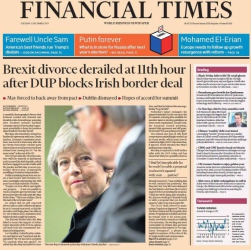brexit financial times