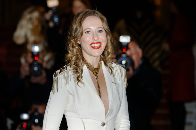 Russian It Girl Ksenia Sobchak To Stand In Presidential Election