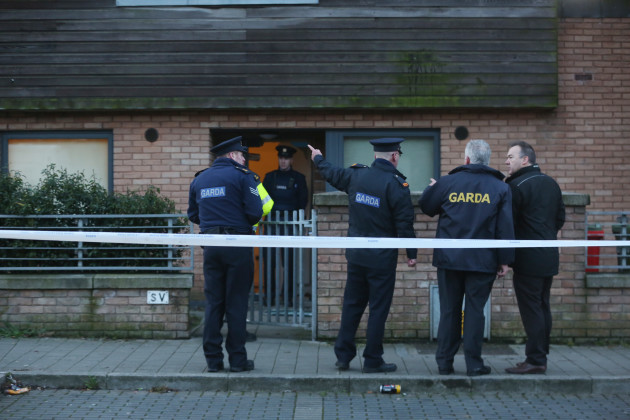 Garda shot during sting operation