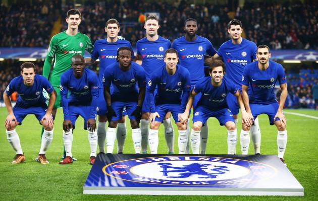 United Kingdom: Chelsea FC v Atletico Madrid - UEFA Champions League