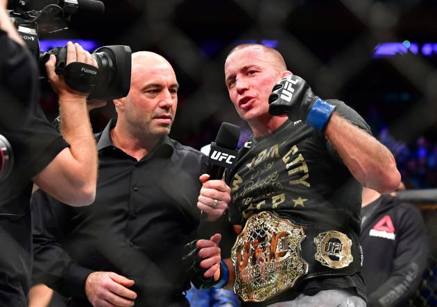 Mixed Martial Arts 2017: UFC 217
