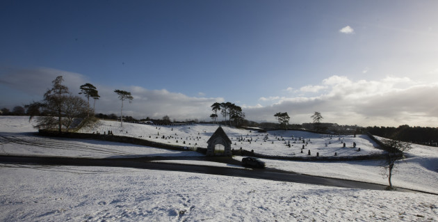 Second snow warning issued for Cumbria as Atlantic storm moves in