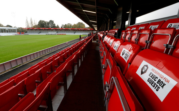 Salford City's Stadium Naming Ceremony