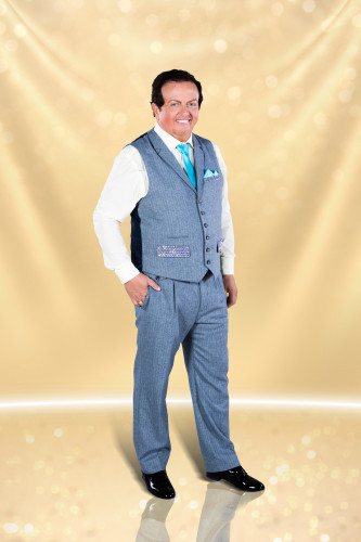 Marty Morrissey DWTS