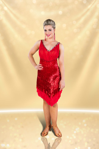 Anna Geary DWTS
