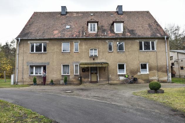 A whole village in Brandenburg on sale