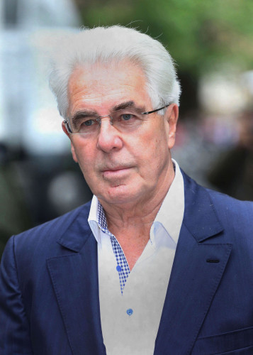 Max Clifford death