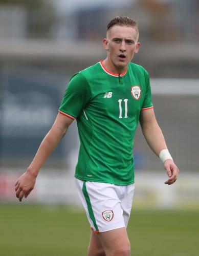 Republic of Ireland v Israel - 2019 UEFA Under 21 Qualifying - Group Five - Tallaght Stadium