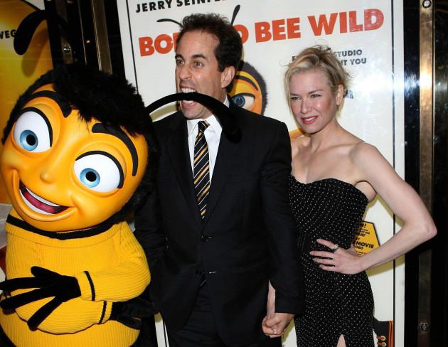 UK Premiere of Bee Movie - London