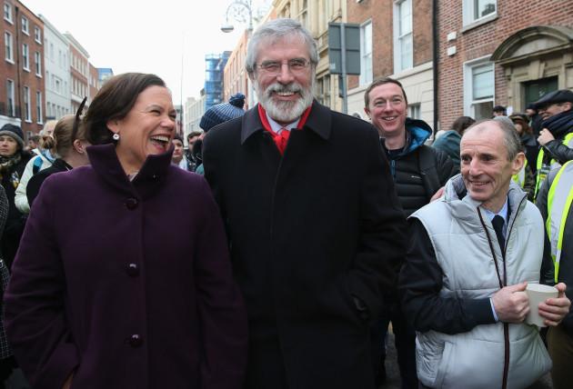 Homeless in Ireland