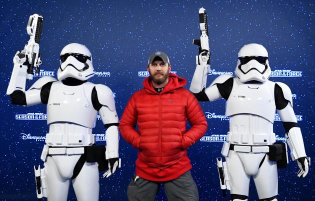 Launch of Star Wars Season Of The Force at Disneyland Paris