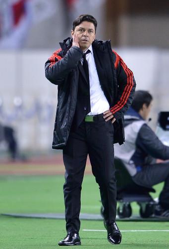 Sanfrecce Hiroshima v River Plate - FIFA Club World Cup - Semi Final - Nagai Stadium