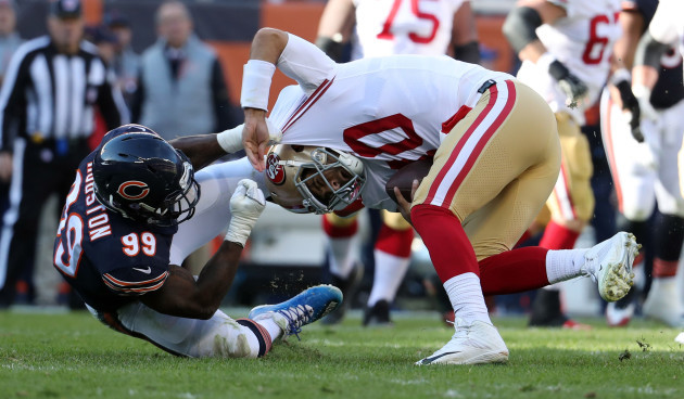 San Francisco 49ers vs. Chicago Bears
