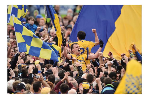 Galway v Roscommon - Connacht GAA Football Senior Championship Final