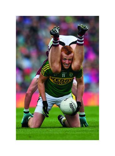 Kerry v Galway - GAA Football All-Ireland Senior Championship Quarter-Final