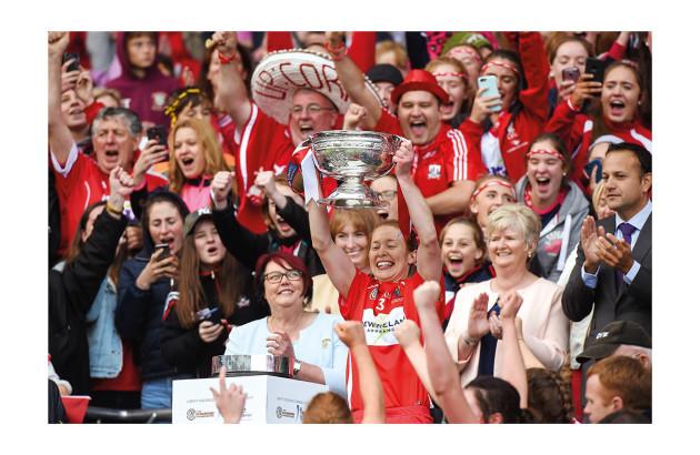 Cork v Kilkenny - Liberty Insurance All-Ireland Senior Camogie Camogie Final