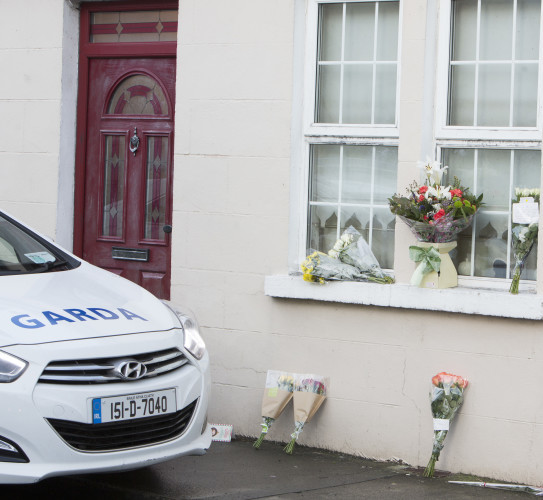 Floral Tributes Rosie Hanrahan RIP2