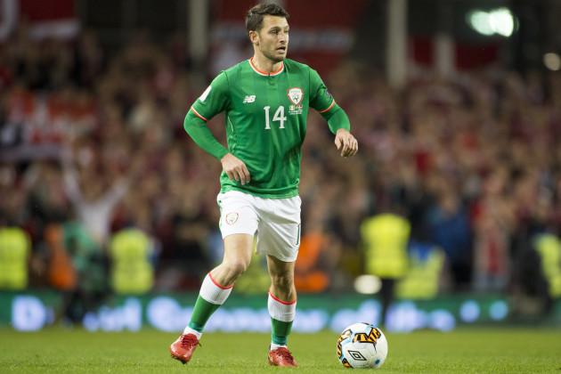 Ireland: Republic of Ireland v Denmark - FIFA 2018 World Cup Qualifier Play-Off: Second Leg