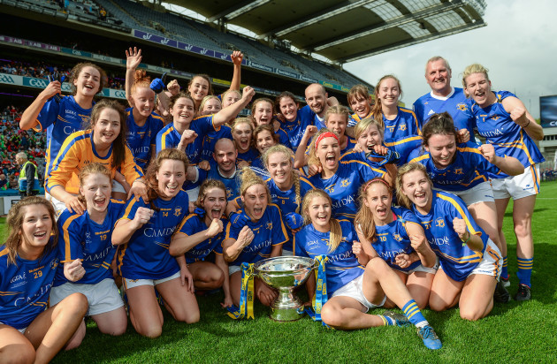 Tipperary v Tyrone - TG4 Ladies Football All-Ireland Intermediate Championship Final