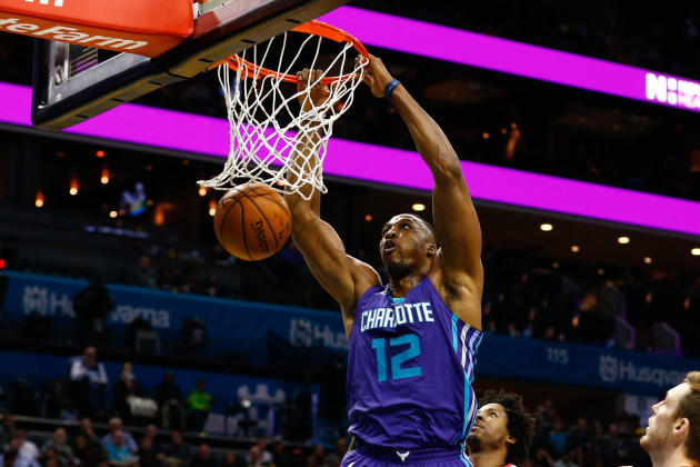 NBA: Portland Trail Blazers at Charlotte Hornets