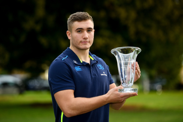 Bank of Ireland Leinster Rugby Player of the Month for November