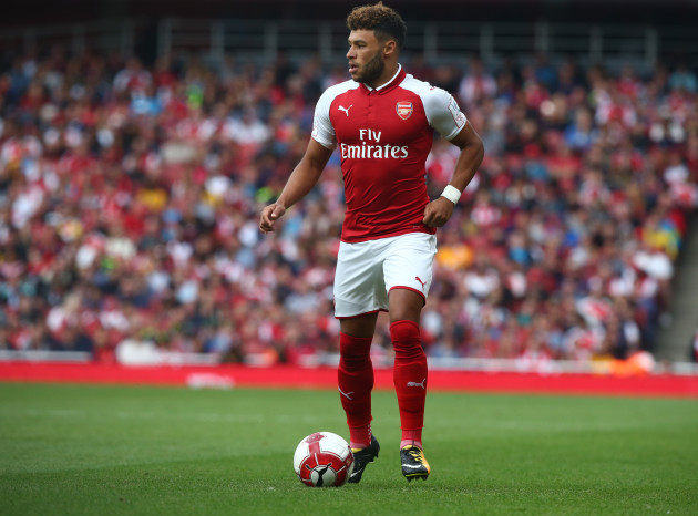 United Kingdom: Arsenal v Sevilla FC - Emirates Cup