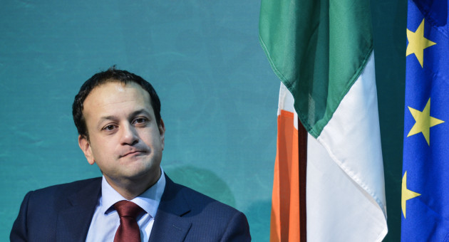 Dublin: Taoiseach Leo Varadkar launches Bliain na Gaeilge 2018