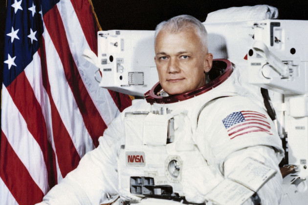 Obit Space Bruce McCandless