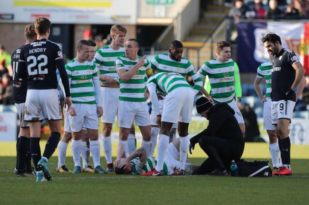 Dundee v Celtic - Scottish Premiership - Dens Park