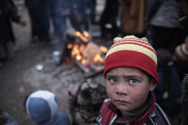 Children facing shocking levels of violence in warzones, says UN