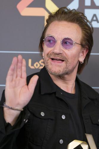Spain: 'Los 40 Music Awards' Press Room