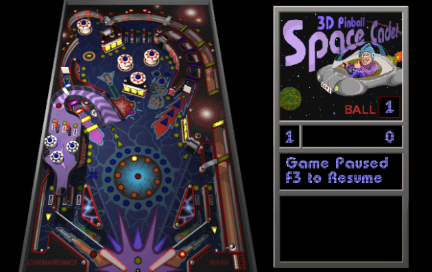 win9x-3d-pinball-space-cadet-screen