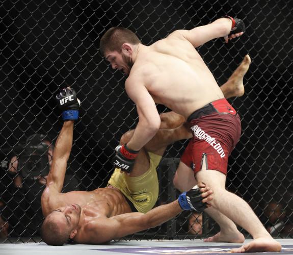 UFC 219 Mixed Martial Arts
