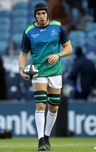 Ultan Dillane ahead of the game