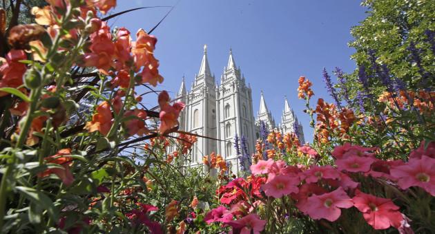 Mormons Baptizing The Dead