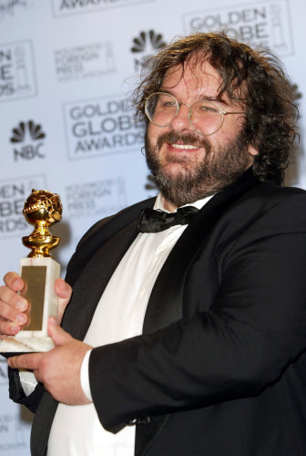 DPA USA Peter Jackson Golden Globe Awards