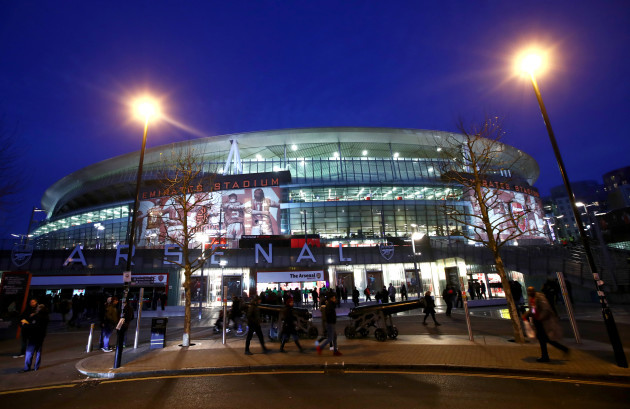 Arsenal v Chelsea - Premier League - Emirates Stadium