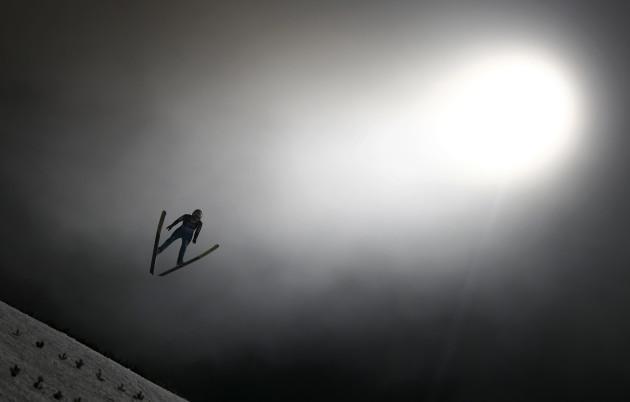 Austria Ski Jumping