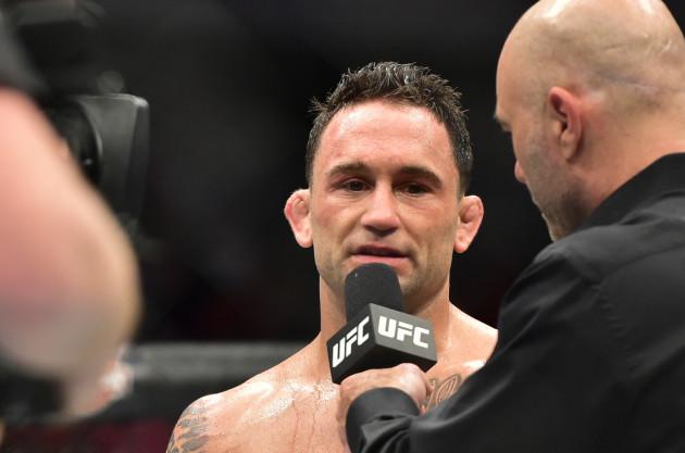 Max Holloway vs. Frankie Edgar Is Back On At UFC 222