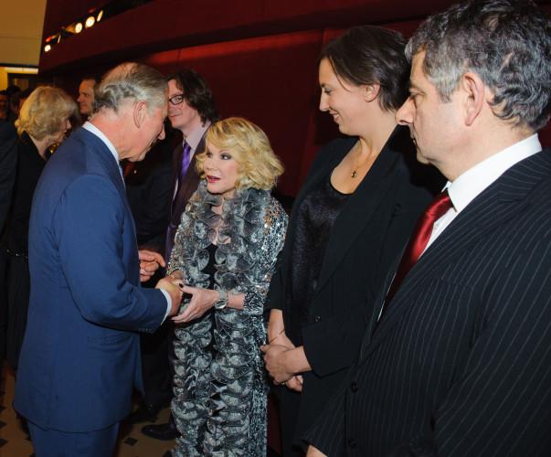 Prince's Trust Comedy Gala 2012 - London