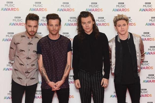 BBC Music Awards - Genting Arena
