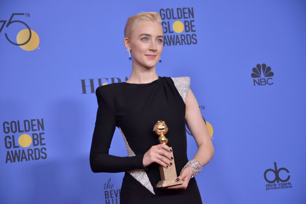 The 75th Golden Globe Awards - Press Room - Los Angeles
